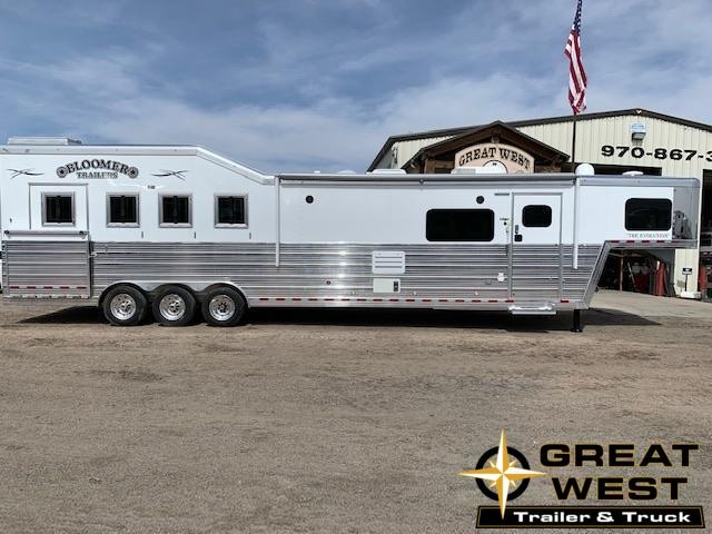 Bloomer Trailers | Great West Trailer and Truck in Colorado