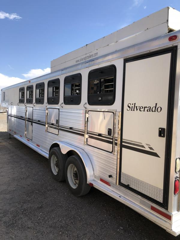 2002 Silverado 6H Trainer Trailer
