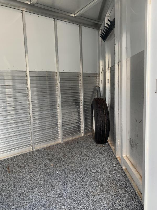 2003 Exiss Trailers 4 Horse Trailer Horse Trailer