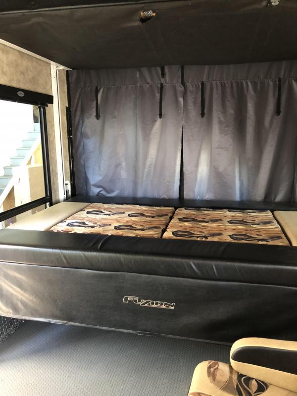 2011 Keystone RV Toy Hauler