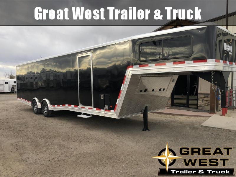 2019 Mission Multipurpose Snowmobile Trailer