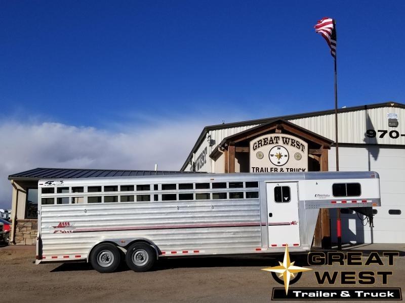 2015 4-Star Trailers STC Livestock Trailer in Ashburn, VA