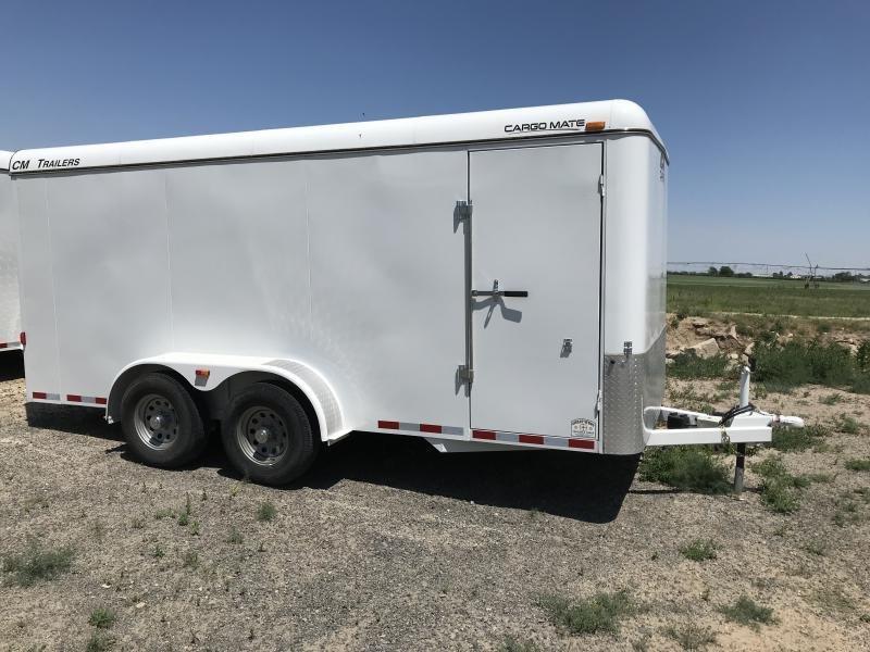 2018 CM 16 Cargo Enclosed Cargo Trailer in Ashburn, VA
