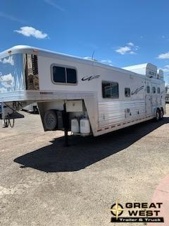 2012 Platinum Coach 3H 15 SW Horse Trailer in Ashburn, VA