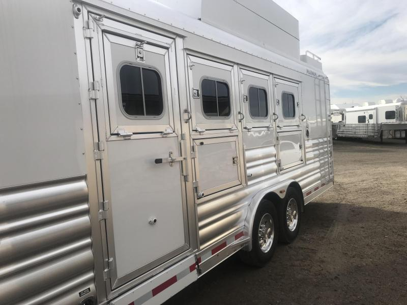 2018 Platinum 4 Horse
