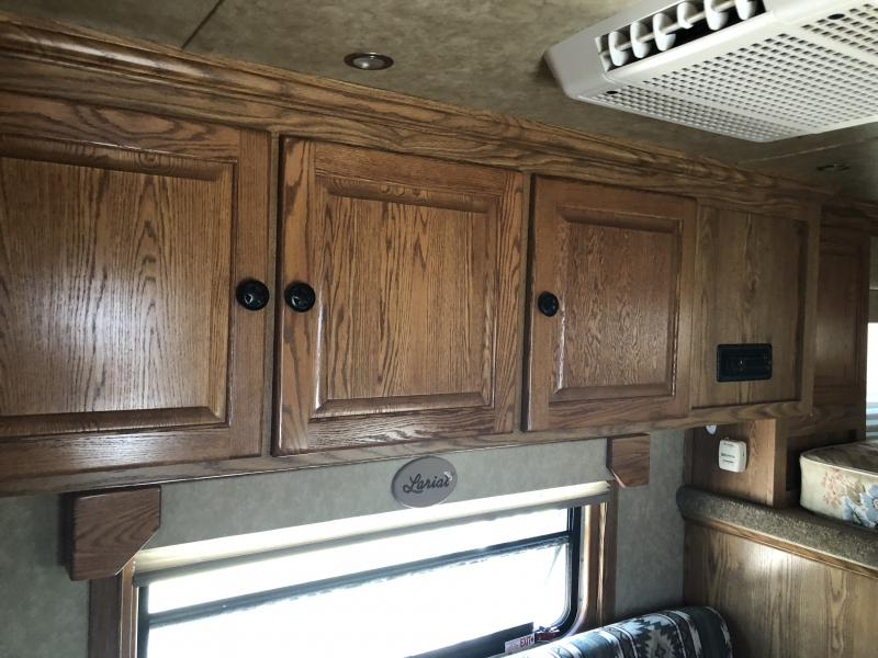 2007 Blue Ribbon Trailers 10' 4 Horse Trailer