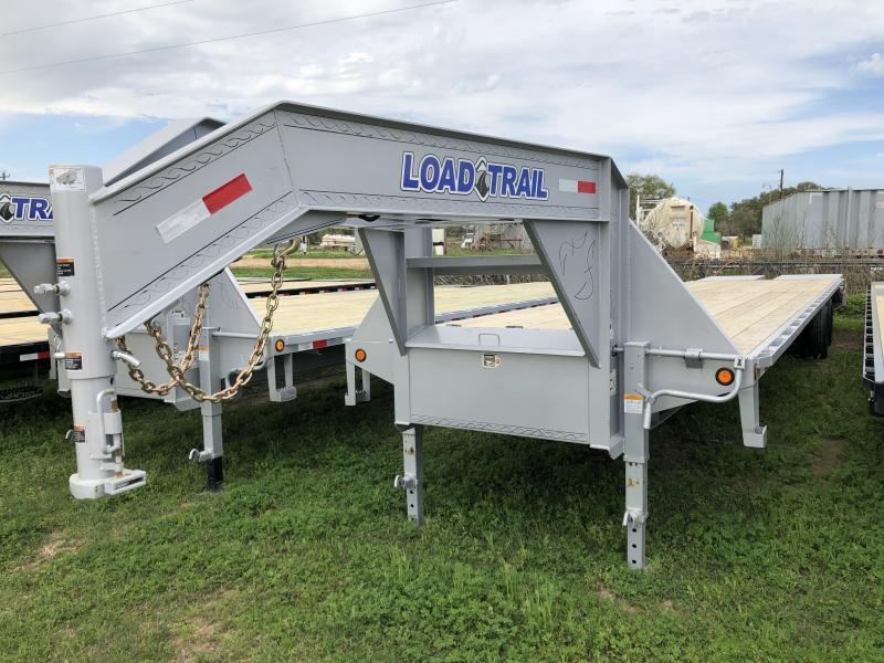 2019 Load Trail 40' GOOSENECK MAX RAMPS 24K