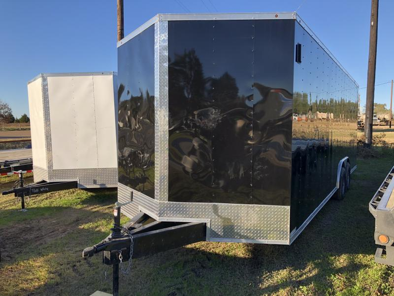 2019 Salvation Trailers 8.5 x 24 Enclosed Cargo Trailer