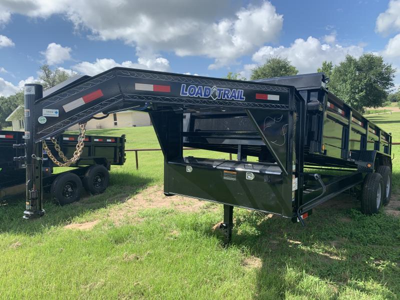 2019 Load Trail 16' GOOSENECK DUMP 14K