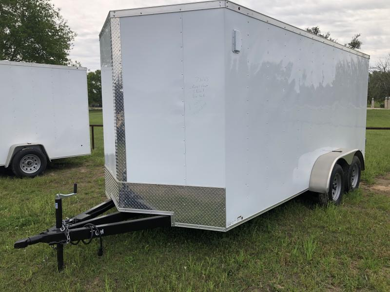 2019 Other 7X16 ENCLOSED WITH BARN DOORS