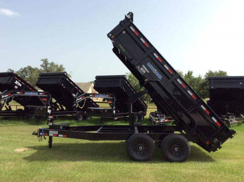 2018 Load Trail 83 x 14 Tandem Axle Dump Trailer