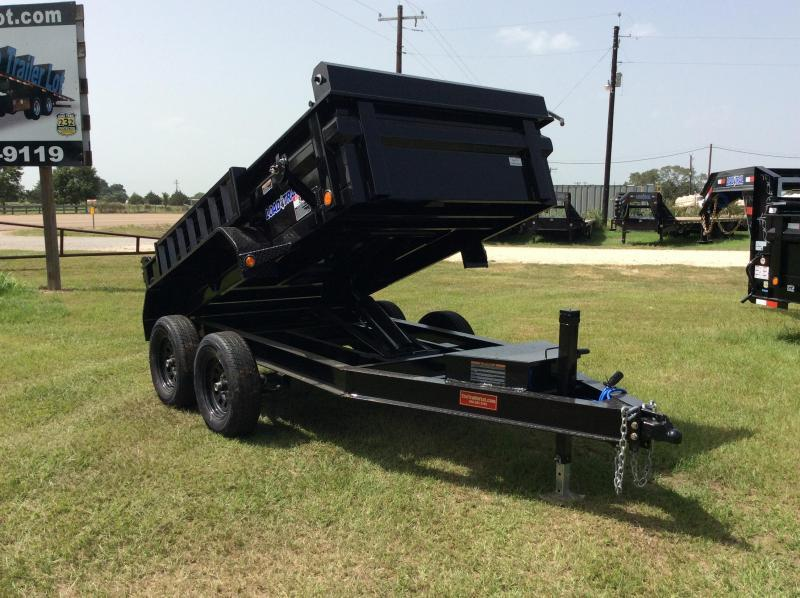 2018 Load Trail 60 x 10 Tandem Axle Dump Trailer