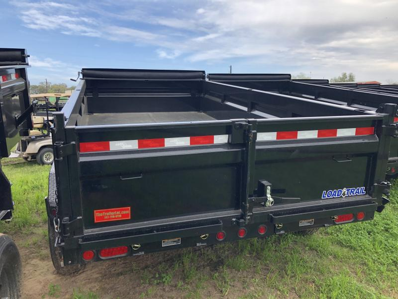 2019 Load Trail 14' DUMP 14K