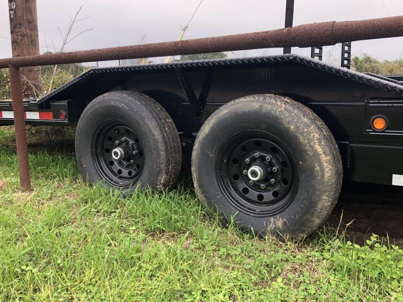 2019 Load Trail 102 x 24 Tandem Axle Carhauler