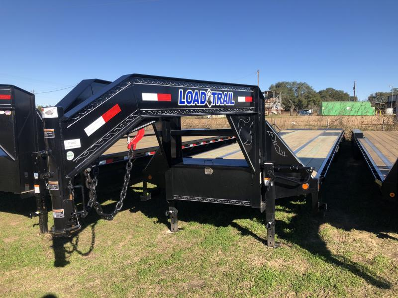 2019 Load Trail 102 x 40 Tandem Low-Pro Gooseneck Max Ramps
