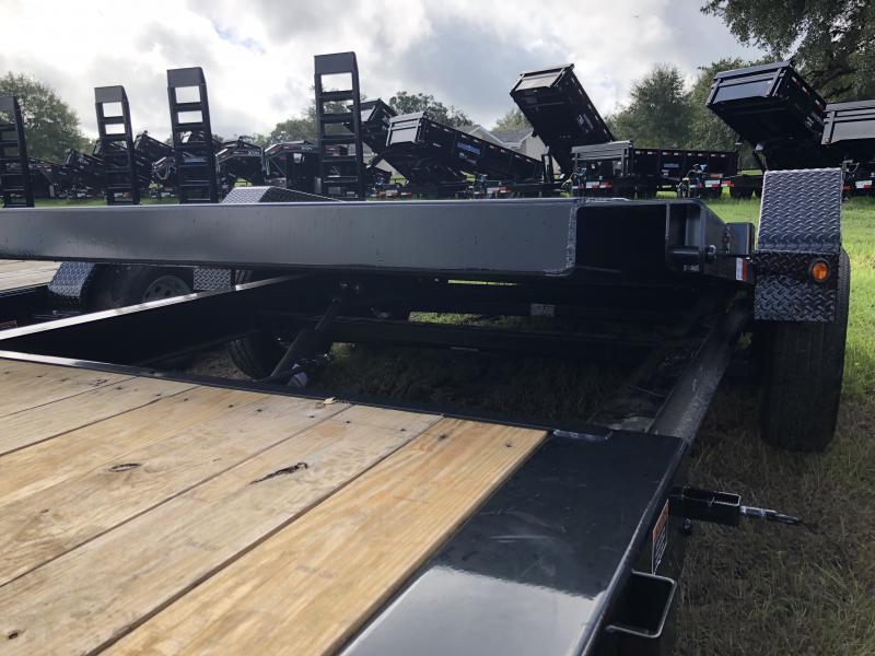 2019 Load Trail 83 X 20 Tilt-N-Go Tandem Axle Tilt Deck
