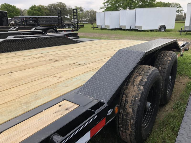 2019 Load Trail 102X26 CARHAULER SLIE IN RAMPS