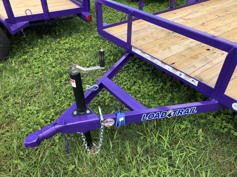 2019 Load Trail 77 x 12 Single Axle Utility Trailer