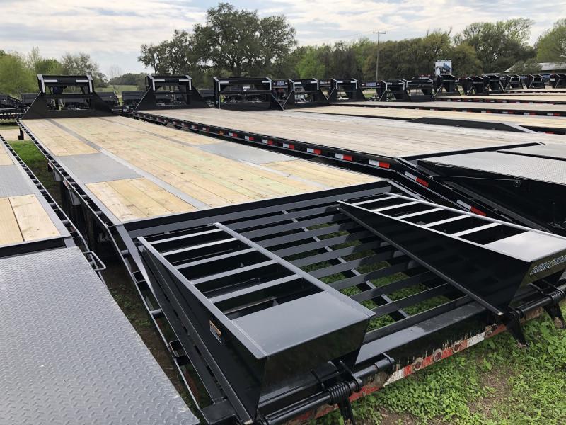 2019 Load Trail 40' GOOSENECK W/ 2 FLIP OVER RAMPS