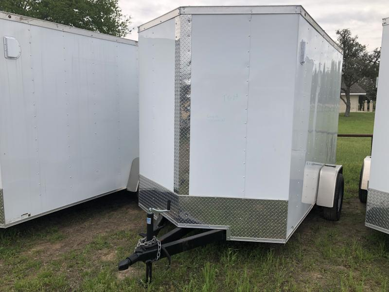 2019 Other 6X10 ENCLOSED WITH RAMP DOOR