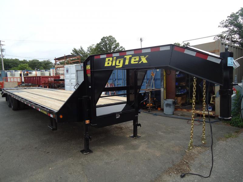 2019 Big Tex Trailers EH 8.5X35 22GN 30BK5MR MEGA BLACK Equipment Trailer