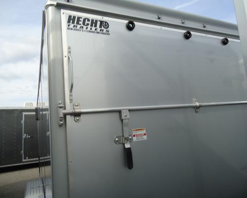 "WELLS CARGO 7X16 CW RAMP 6""X LS PKG SILVERFROST Enclosed Cargo Trailer"