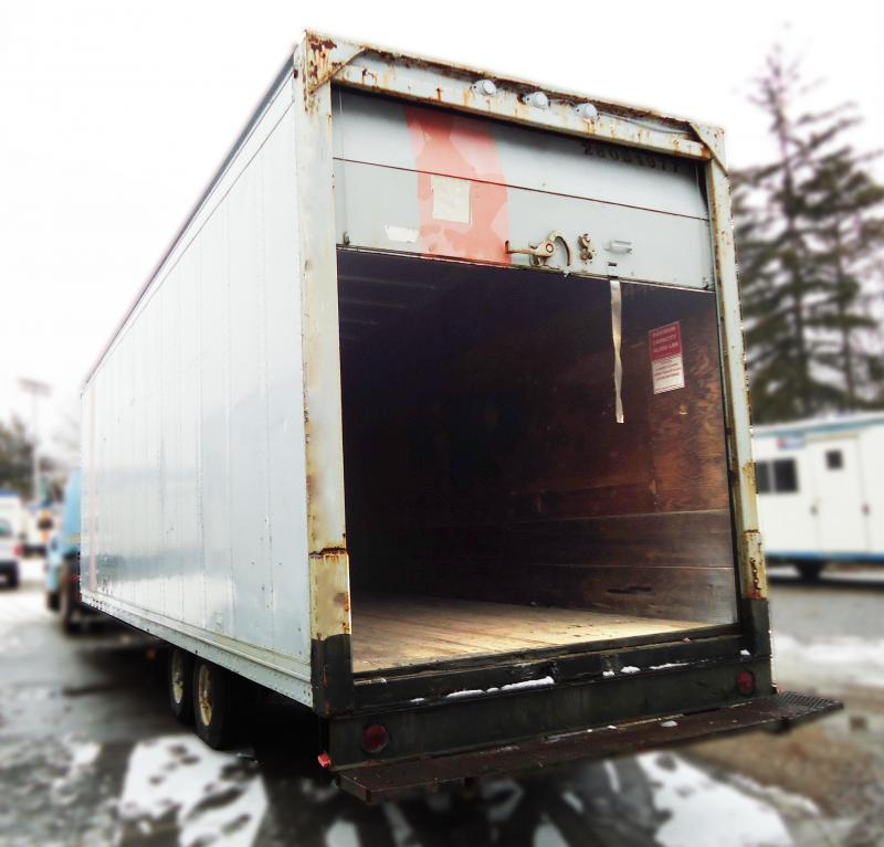 28' One Step Trailers For Rent and for Sale