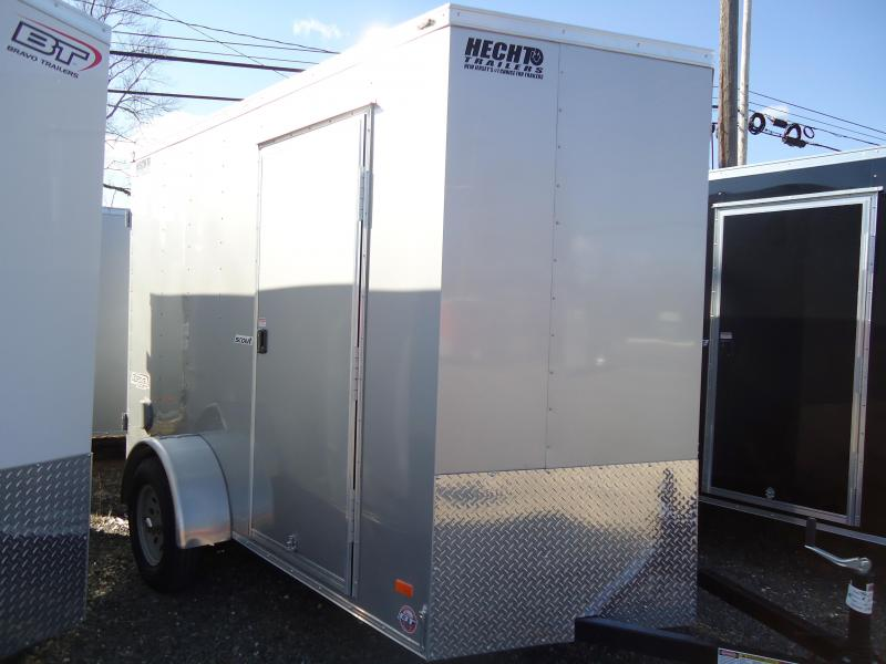 2019 Bravo Trailers SC610SA Enclosed Cargo Trailer
