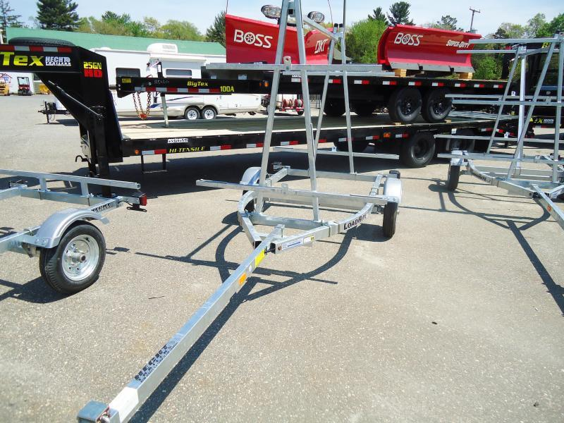 2019 Load Rite K1000 4T 4 KAYAK SWIVEL TONGUE JACK Watercraft Trailer