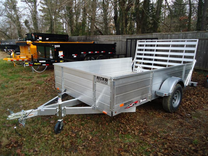 2016 Triton Trailers UT-6.5X10 AUT1082 SOLID SIDE KIT Utility Trailer