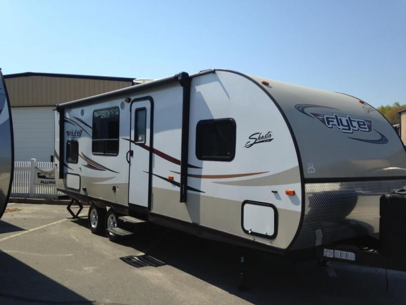 2016 Shasta FLYTE 255RS Travel Trailer