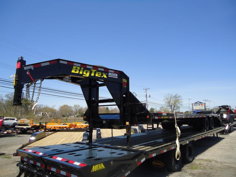 2018 Big Tex Trailers EH 8.5X33 22GN 28BK +5MR MEGA BLACK Equipment Trailer