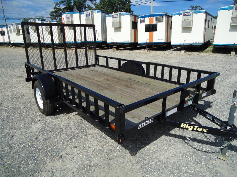 2015 Big Tex Trailers UT-7X12 35SA-12BK RSX 4RG Utility Trailer