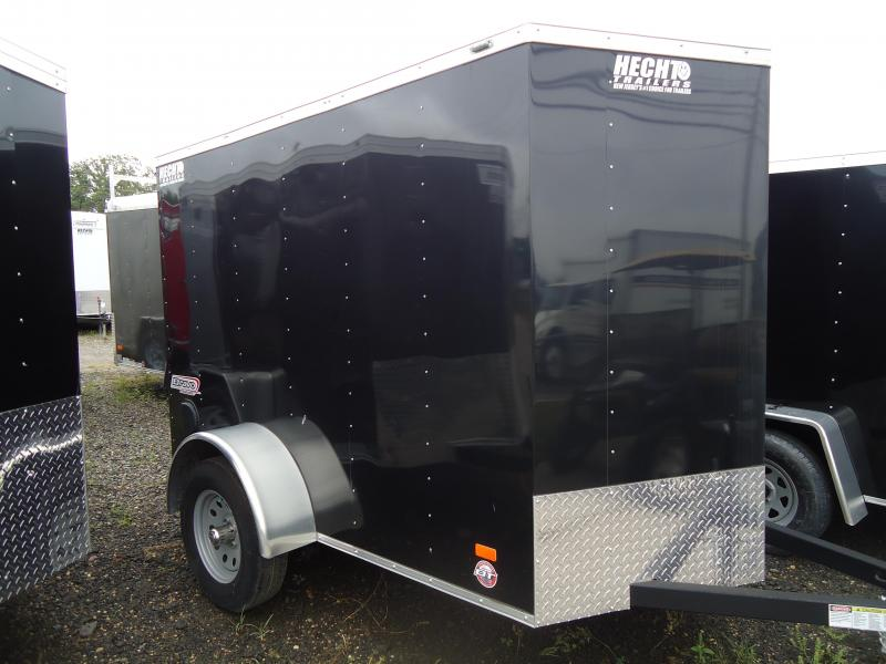 2016 Bravo Trailers 5X8SC SA V LD RAMP 6X APP Enclosed Cargo Trailer