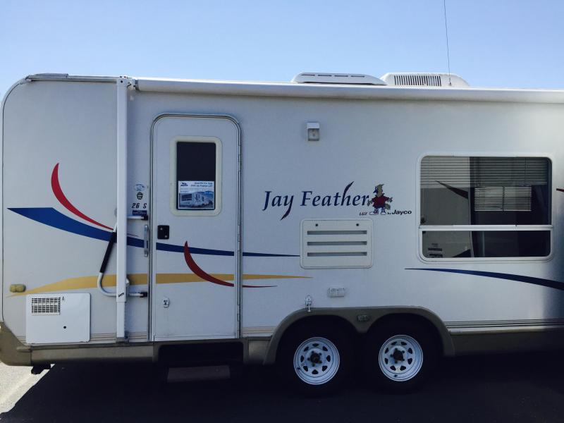 2006 Jayco Jay Feather LGT Light Weight Travel Trailer RV