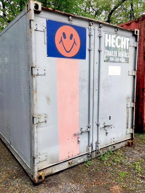 USED 40 FOOT CONTAINER FOR SALE