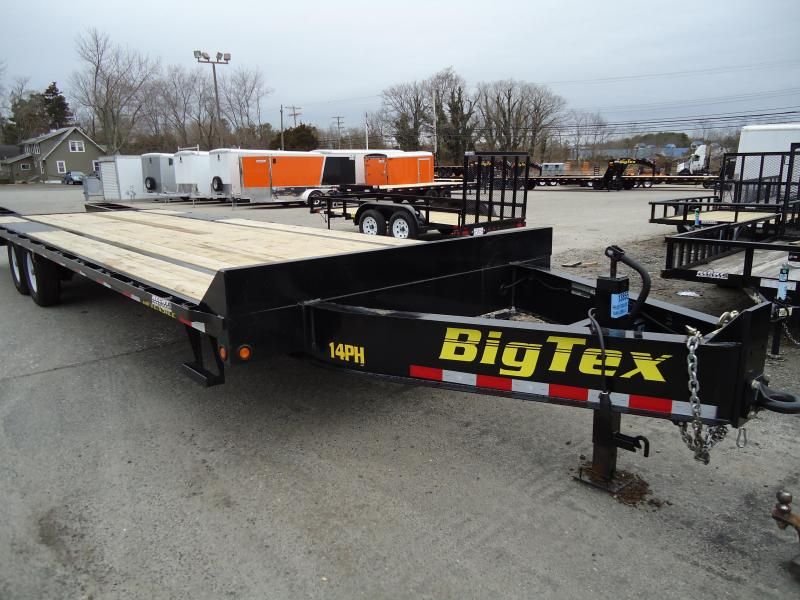 2018 Big Tex Trailers USED EH 8.5X30 14PH 25+5 2018 Equipment Trailer