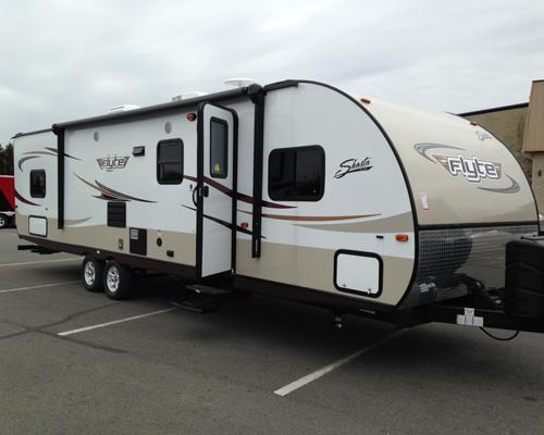 2015 Shasta FLYTE RV 305QB Travel Trailer