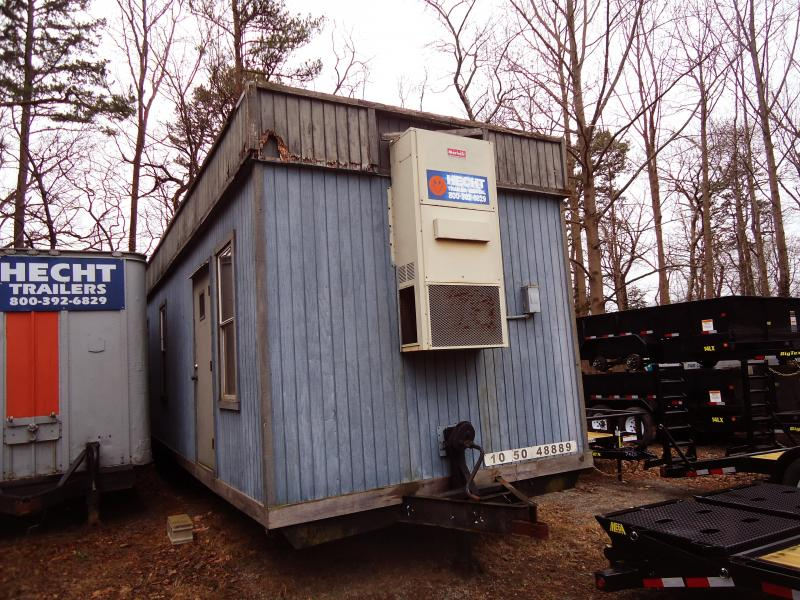 *PRICE REDUCED! * USED 10x50 OFFICE TRAILER