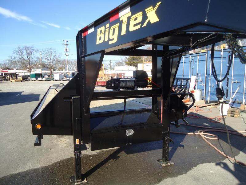 2017 Big Tex Trailers EH-8.5X35 22GN-30BK-5MR MEGA SPARE BLACK