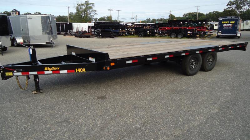 2020 Big Tex Trailers EH 8.5X20 14OA 20BK 8SIR BLACK Enclosed Cargo Trailer