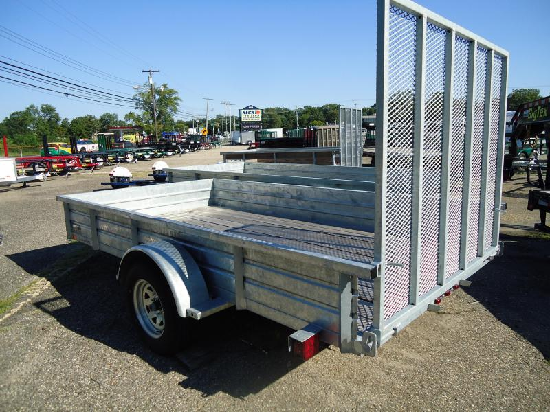 2016 Load Rite GALVANIZED UT-6.5X12SS SOLID SIDES GATE SPARE MOUNT