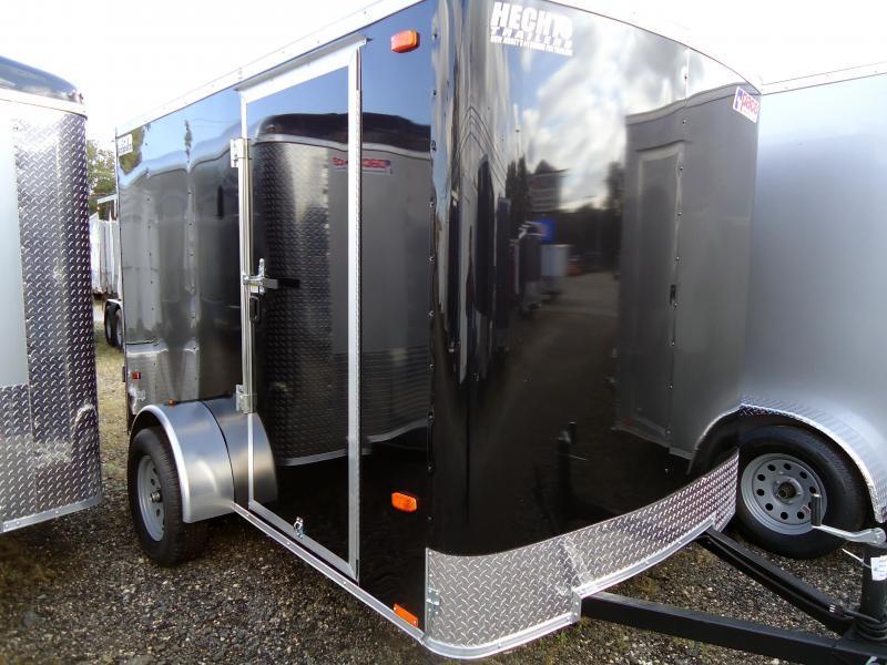2019 Pace American 6X10 OB SI2 BLACK Enclosed Cargo Trailer