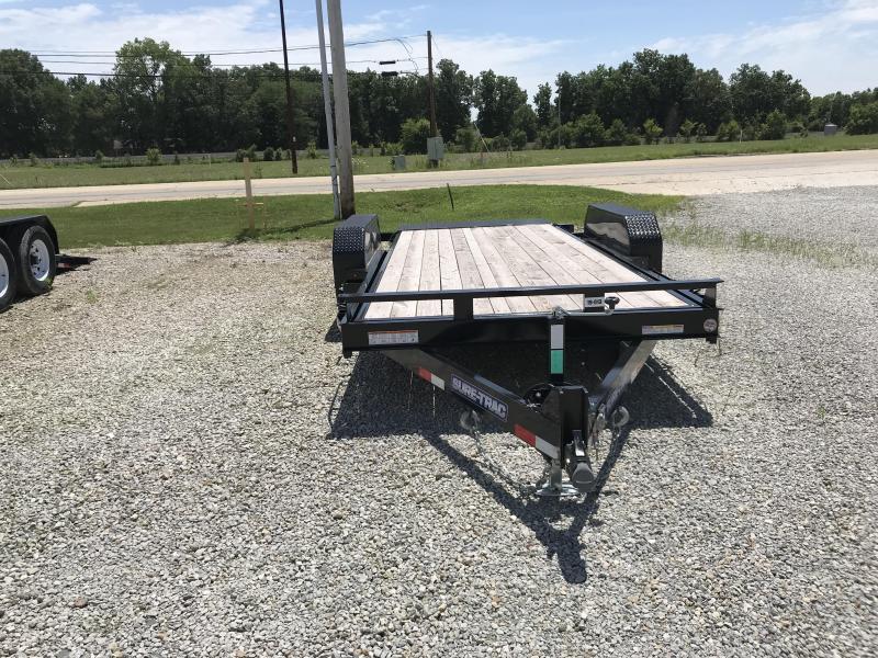 2019 Sure-Trac 7 x 18 Tilt Bed Equipment 14k