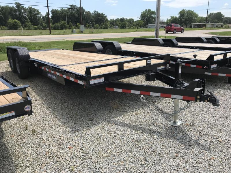 2019 Sure-Trac 7 X 16 + 4 Tilt Bed Equipment  14K