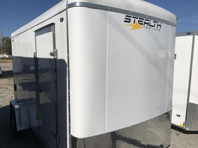 2019 Stealth Trailers SLT612SA Enclosed Cargo Trailer