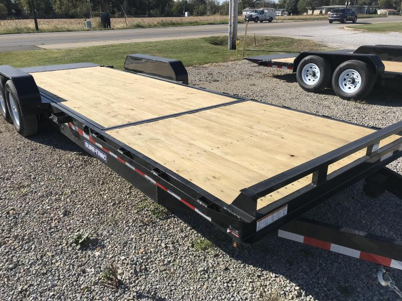 2019 Sure-Trac 7 X 16 + 6 Tilt Bed Equipment 14K