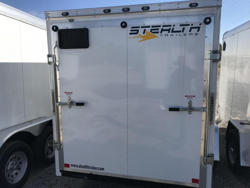 2019 Stealth Trailers STT612SA Enclosed Cargo Trailer