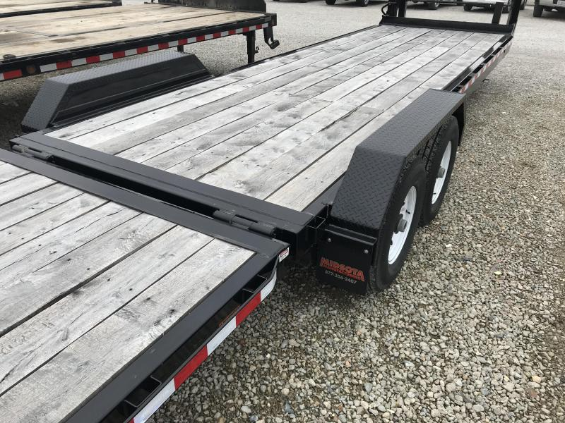 2017 Midsota St-28 Equipment Trailer