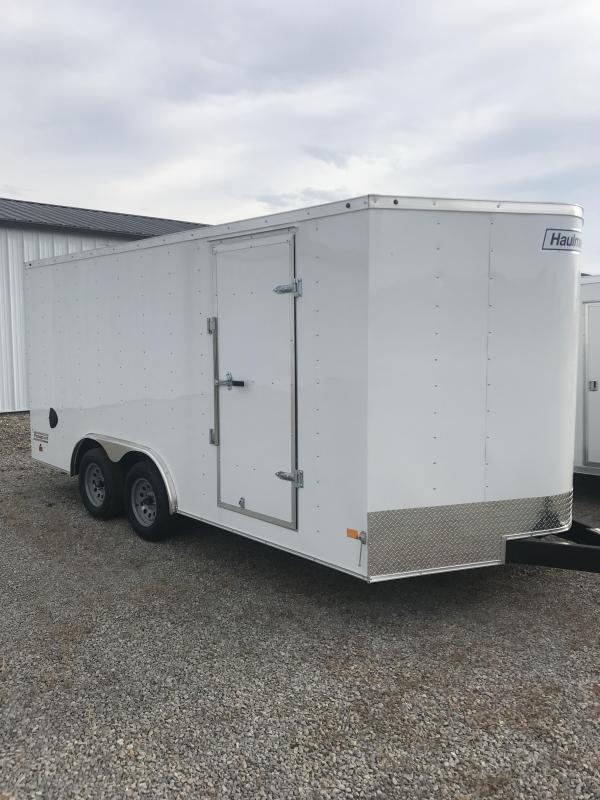 2019 Haulmark PP8516T2-D Enclosed Cargo Trailer